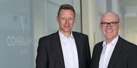 Jens Landfeld, Peter Schuster - Geschäftsführer (v.l.)