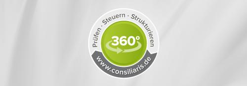 360° Beratung | Prüfen - Steuern - Strukturieren